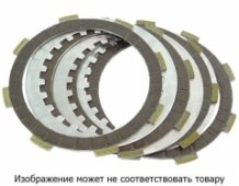 Комплект фрикционных и стальных дисков сцепления Ferodo FCS0501/3