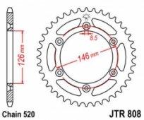 Звезда задняя JT Sprockets JTR808.47SC