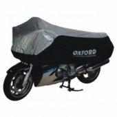 Моточехол Oxford Umbratex Black-Silver M