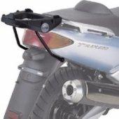 Задняя стойка для центрального кофра Givi SR45 Black
