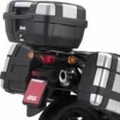 Крепление кофра центрального Givi Monokey DL650 V-Strom 11-14 Black