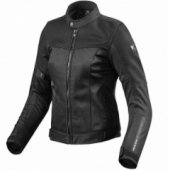 Мотокуртка женская Revit Vigor Ladies Black 38