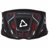 Защитный мотопояс Leatt Kidney Belt 3DF 3.5 Black-White-Red L/XL