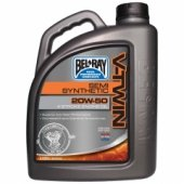 Масло моторное Bel-Ray V-TWIN SEMI-SYNTHETIC ENGINE OIL 20W-50 4L