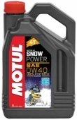 Масло моторное Motul Snowpower 0W40 4L