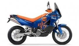 KTM Adventure 990 Dakar Special Edition