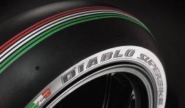 Pirelli изготовила шины с национальным флагом для чемпионата супербайк в честь 150-летия объединения Италии