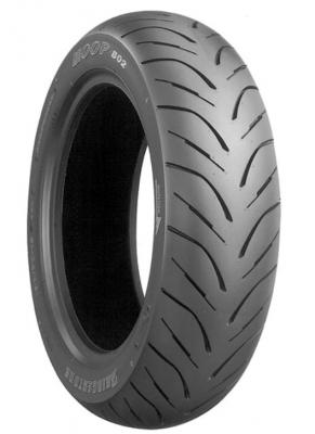 Шина для скутера задняя  Bridgestone 150/70-13 (64S) TL B02