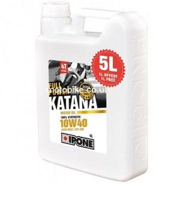 Масло моторное IPONE Full Power Katana 10W40 5L