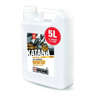 Масло моторное IPONE Full Power Katana 10W50 5L