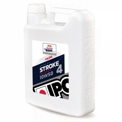 Масло моторное IPONE Stroke 4 10W50 4 литра