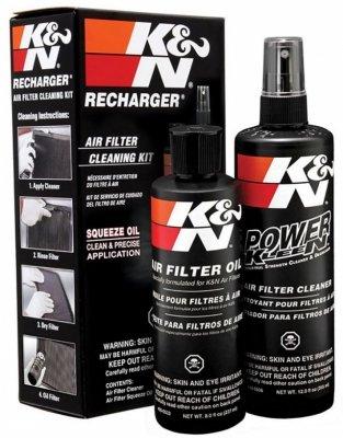 Комплект обслуживания воздушных фильтров K&N 99-5050