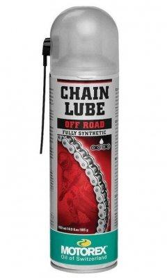 Смазка цепи Motorex Chain Lube Off Road 500ml