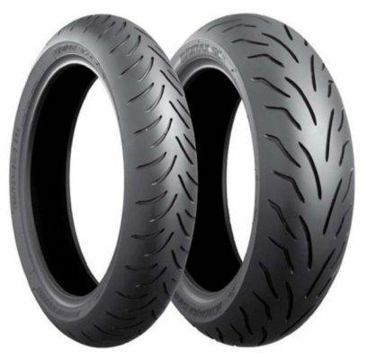Шина скутерная задняя Bridgestone SC1 150/70-13 64S TL
