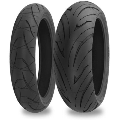 Шина мотоциклетная задняя Shinko 016 VERGE 2X 180/55ZR17