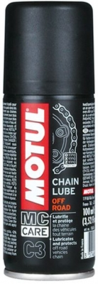 Смазка цепи Motul C3 Chain Lube Off Road 100 мл