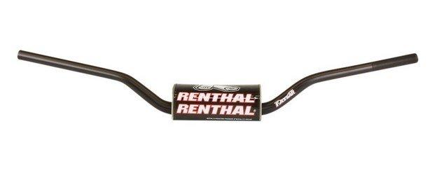 Руль для мотоцикла кроссовый Renthal Fatbar 745-01 Black